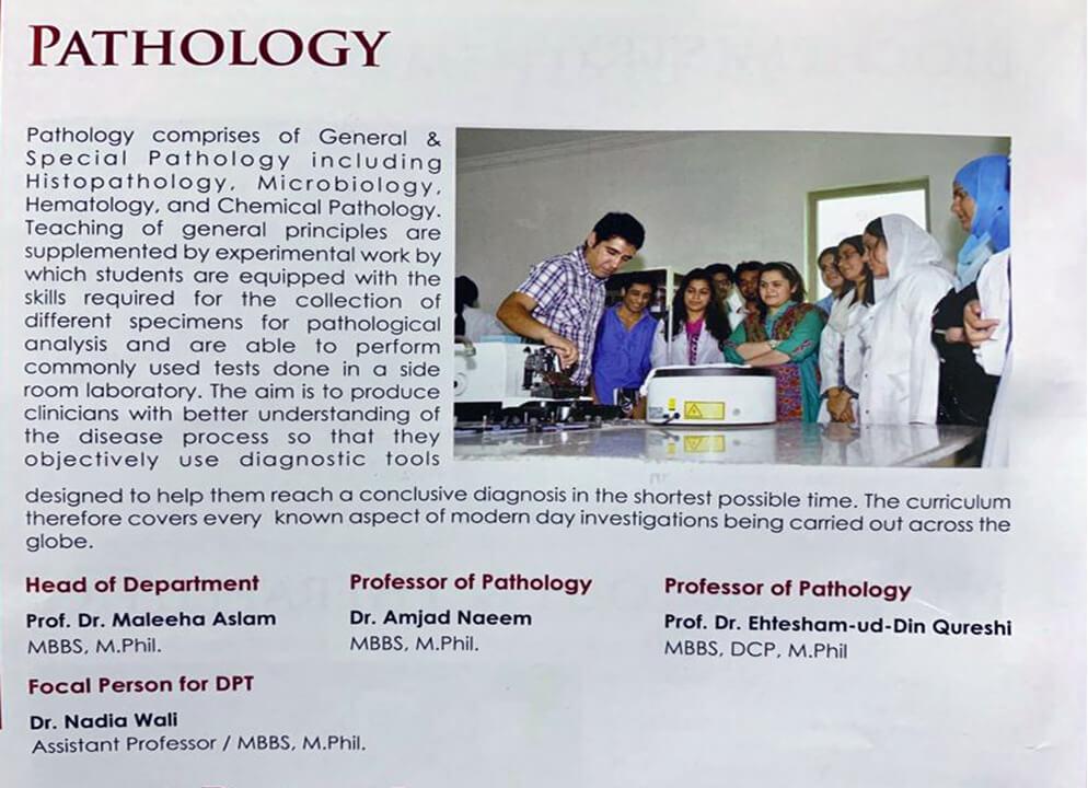 pathology dpt
