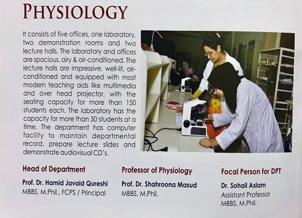 physiology dpt